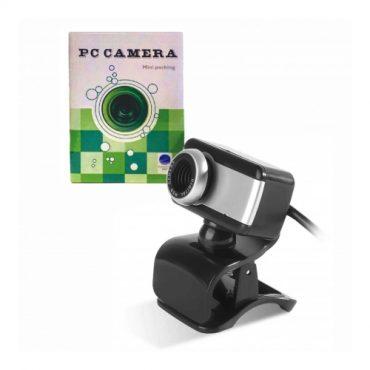 Webcam Xtreme USB c/ microfono