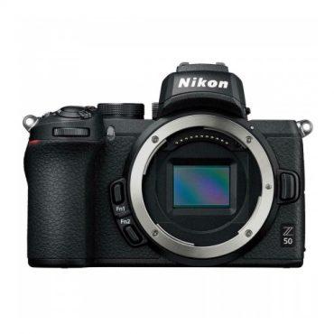 Camara Nikon Z50 Mirrorless solo cuerpo
