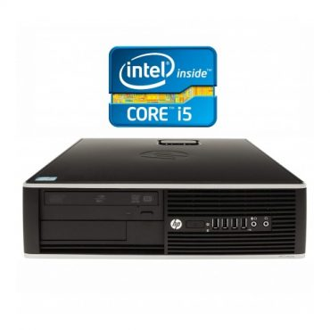 Equipo HP Core i5 3.3Ghz, 4GB, 250GB, DVD RW