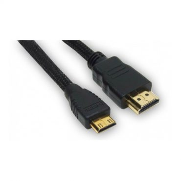 Cable MINI HDMI a HDMI 1.5 metros