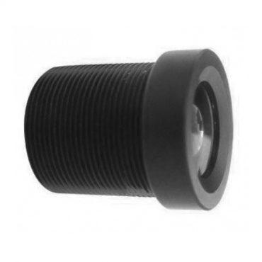 Lente 6mm 1/3″ para camara CCTV